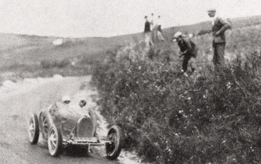 Eliska Junkova Targa Florio 1928