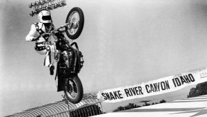 The Legend of Evel Knievel Lives On
