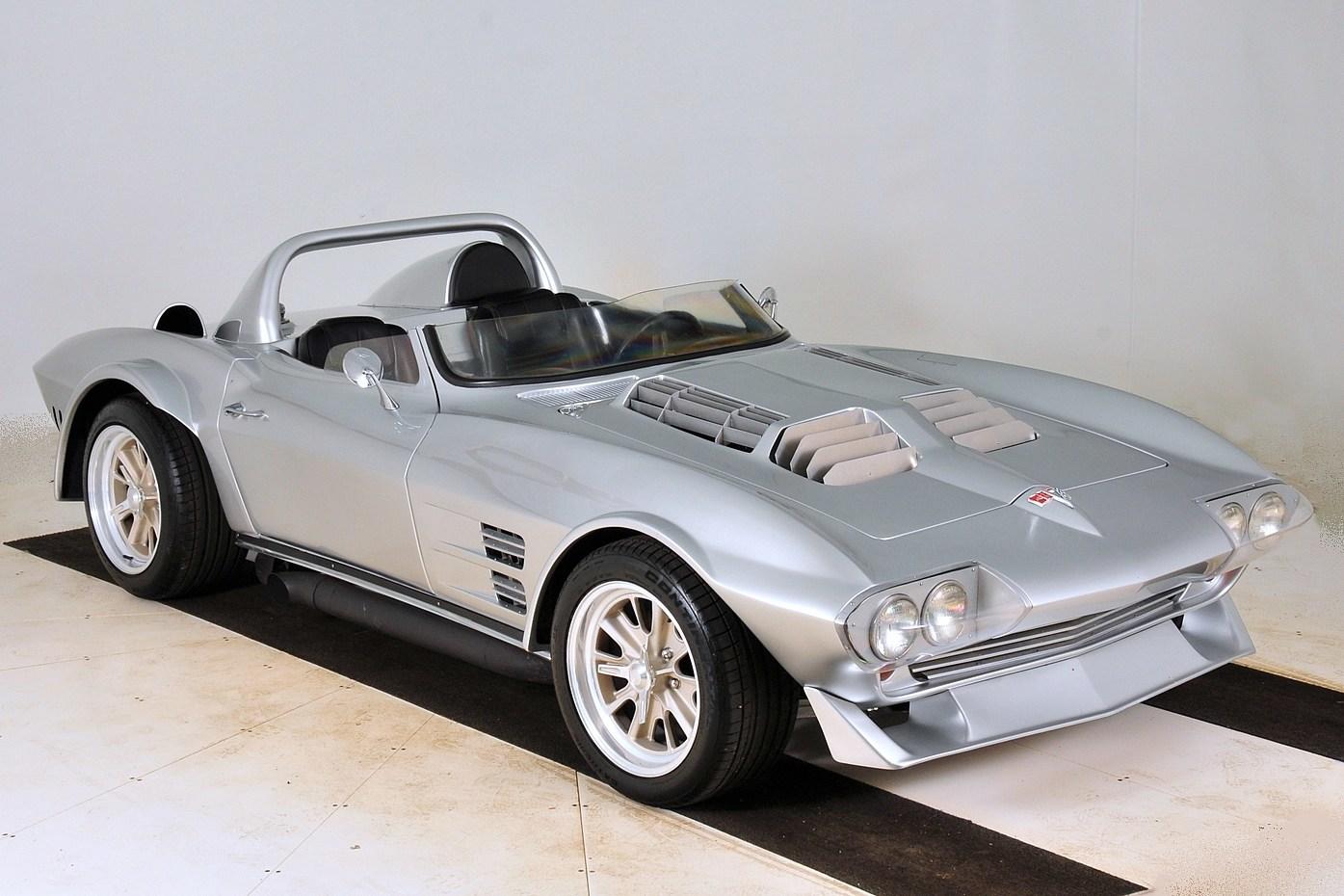 Volo Auto Museum 63 Corvette