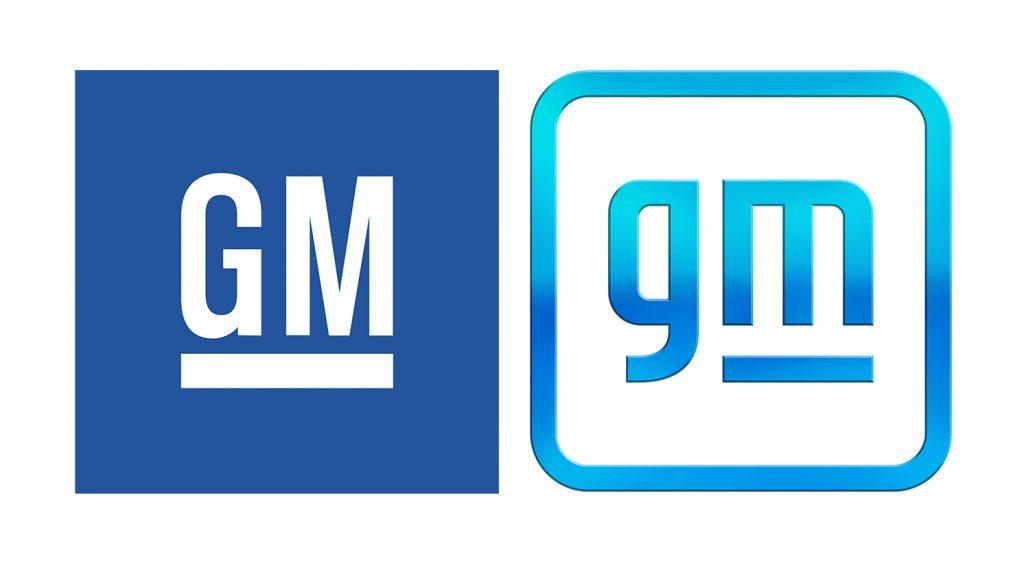 GM logos
