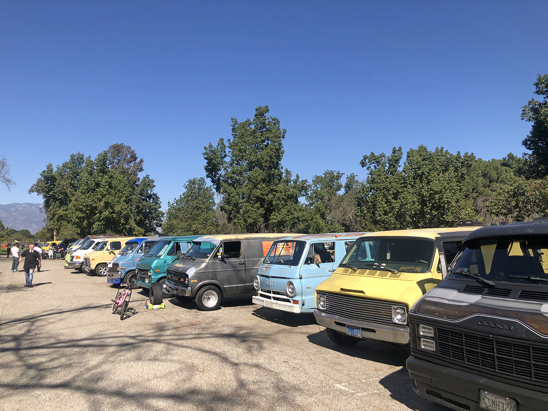 national boogie van day vans