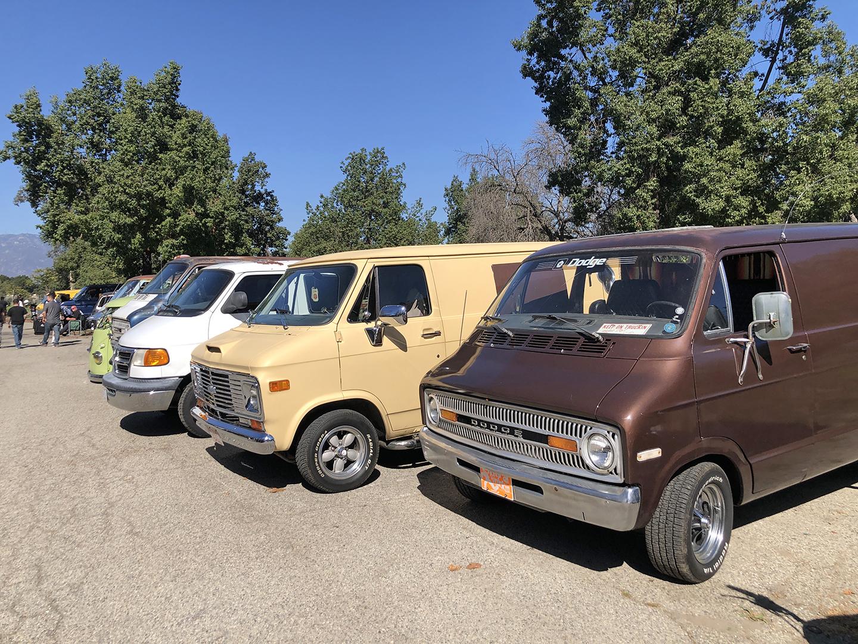 national boogie van day vans dodge