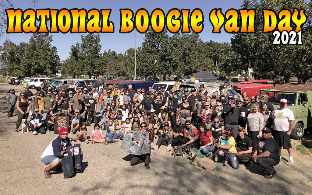 national boogie van day