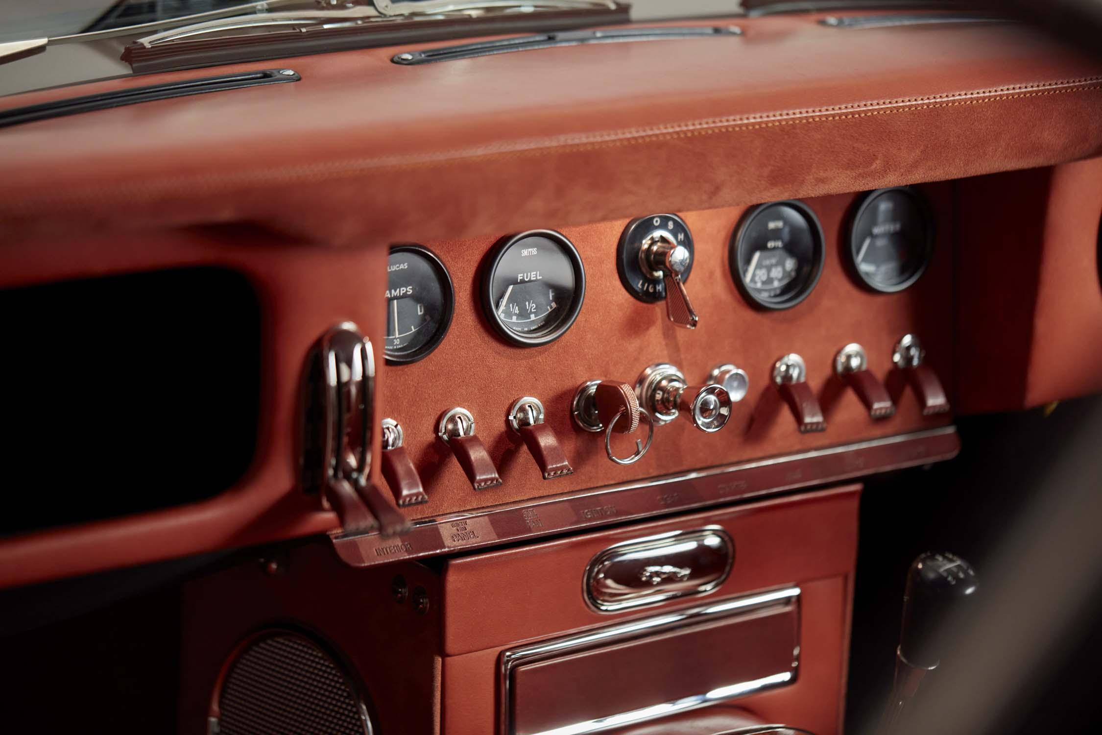 HELM E-type interior 3