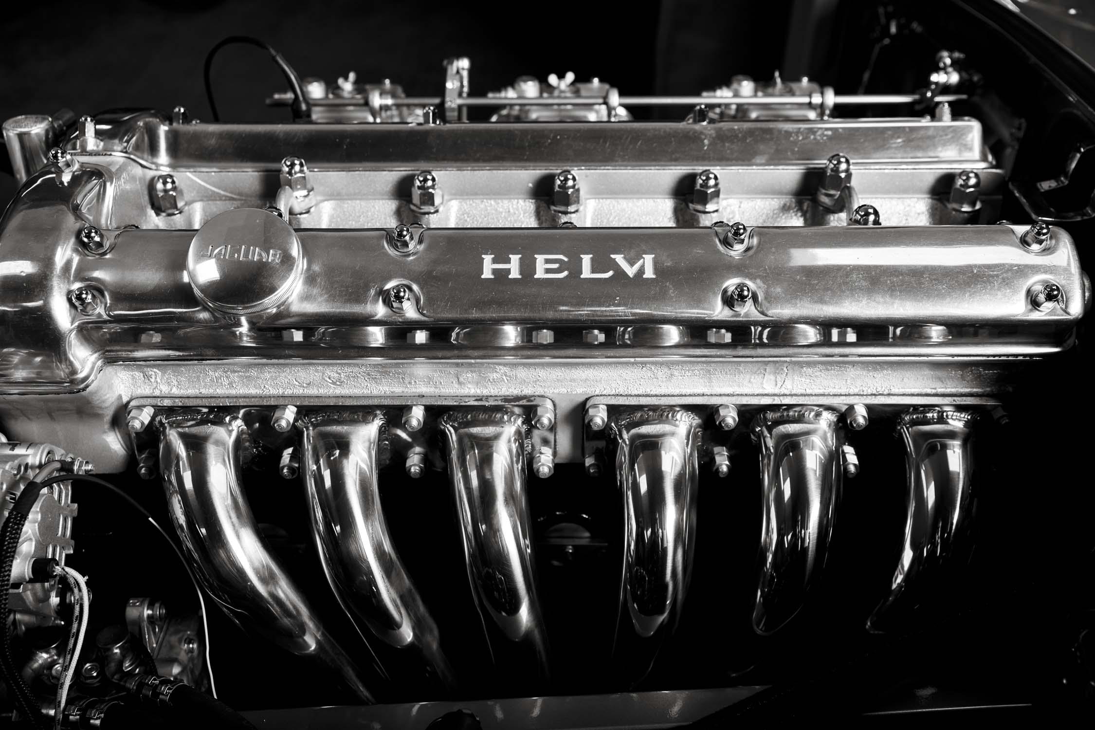 HELM E-type engine