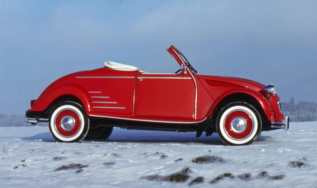 Hoffman 2CV Cabriolet