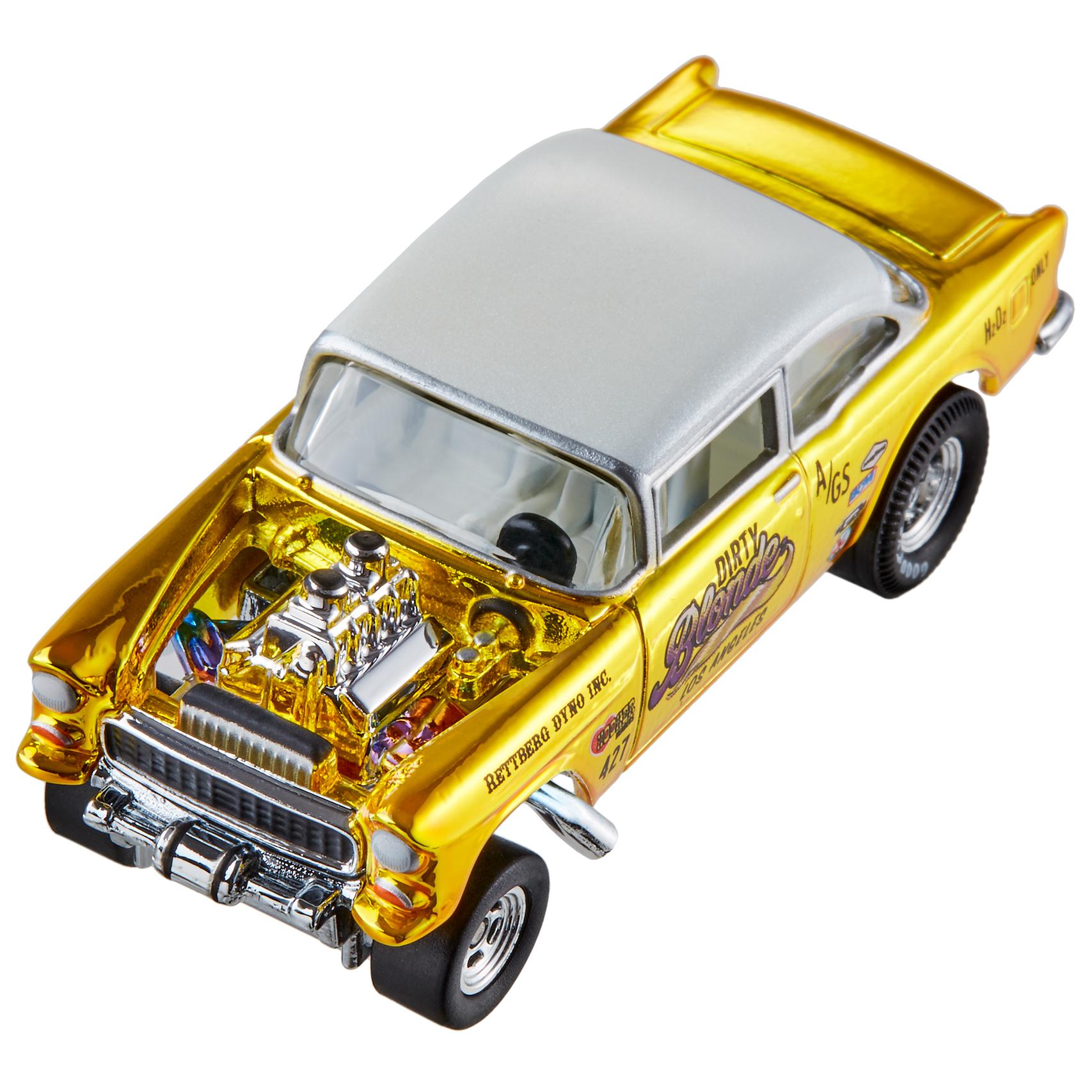 Hot Wheels cars gasser