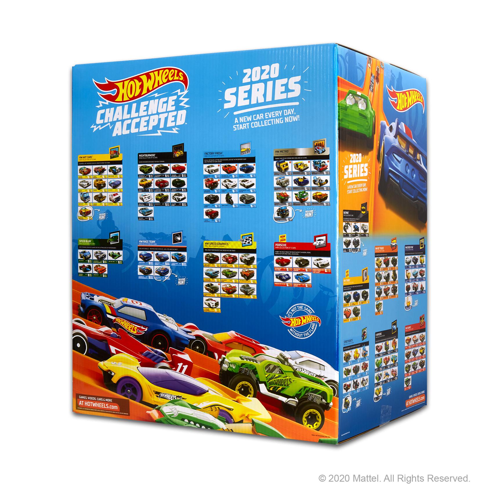 Hot Wheels cars set