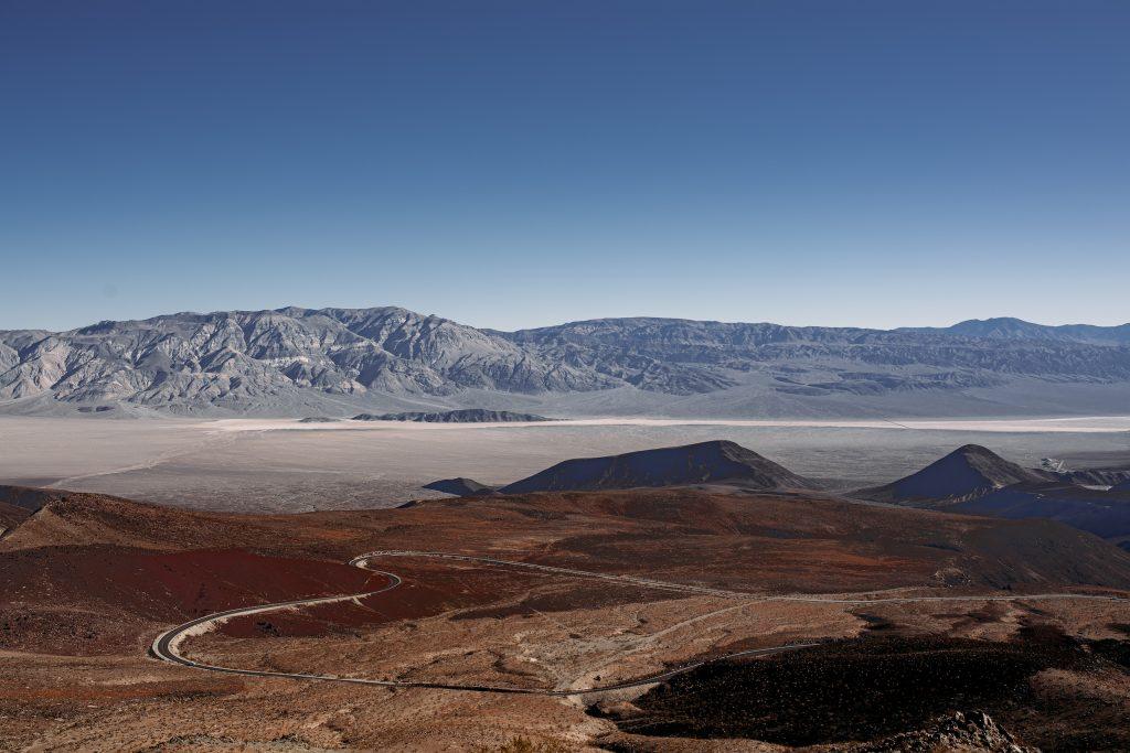 sierra high country landscape