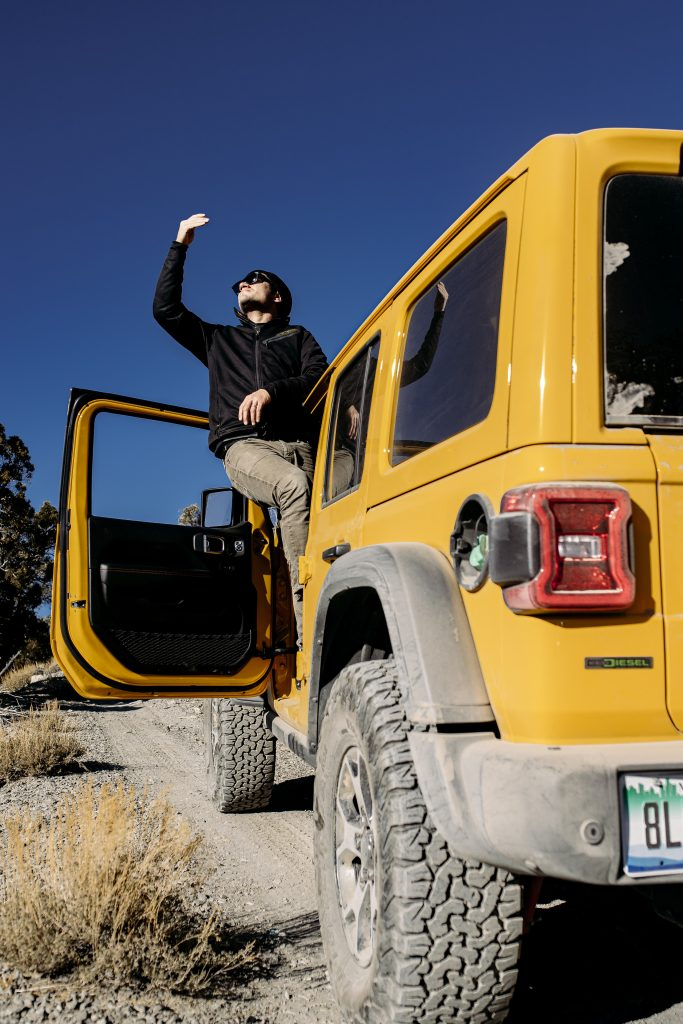 jeep wrangler side cell signal search