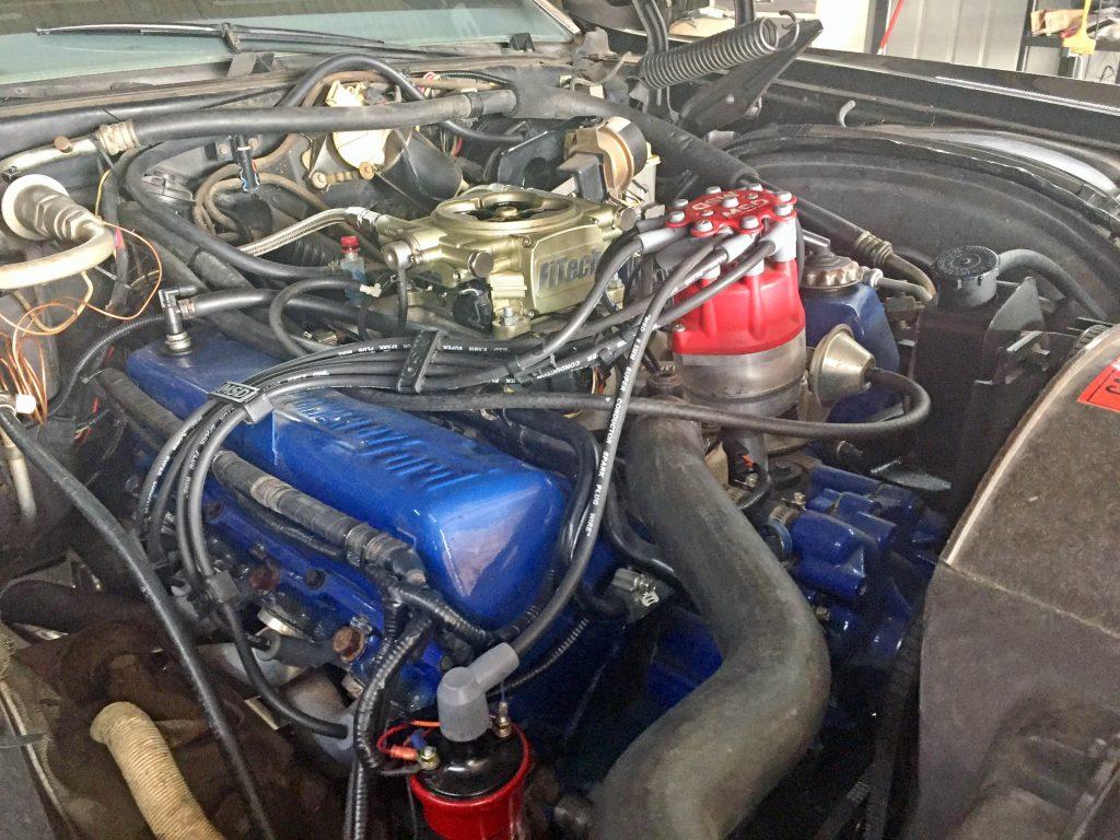 1972 Continental Mark IV 460