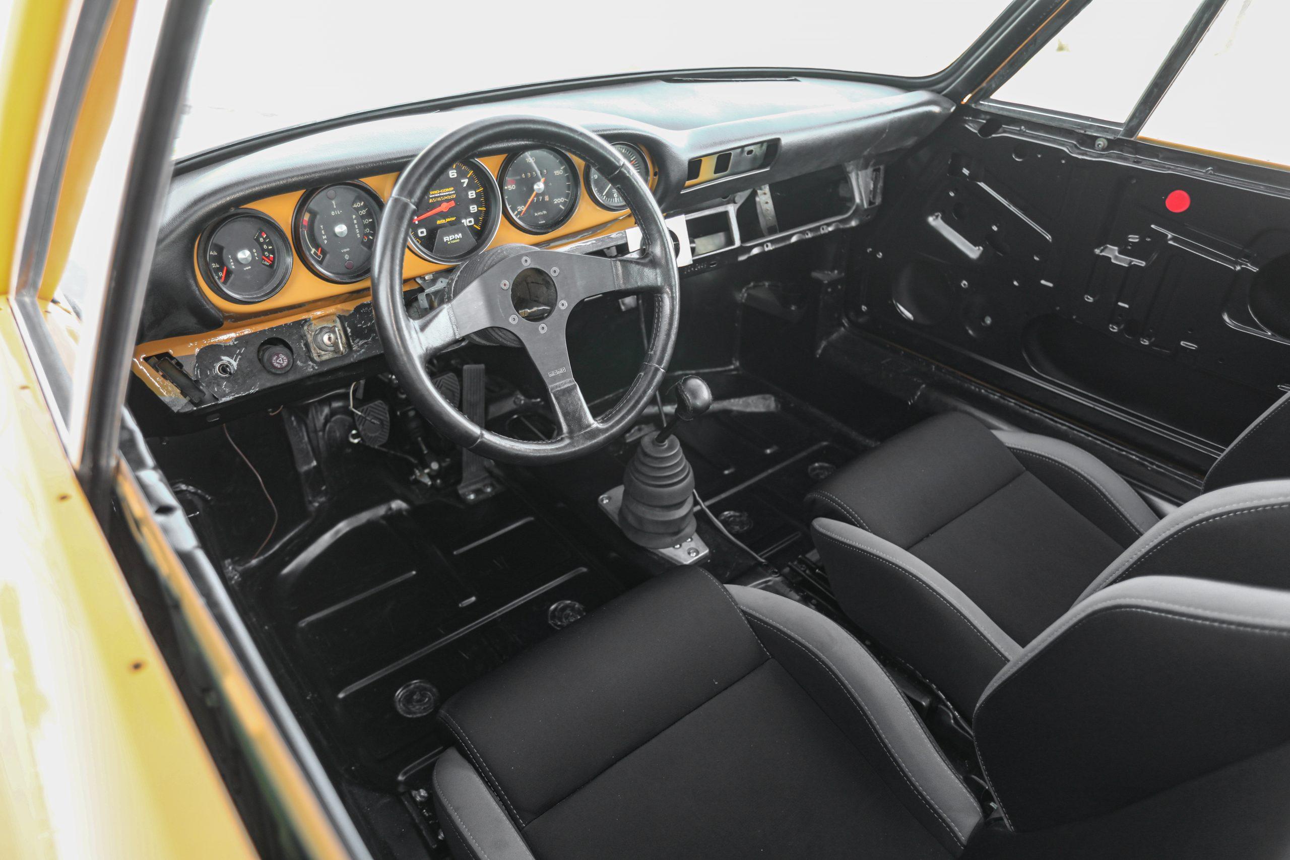Tom Perazzo Porsche 911