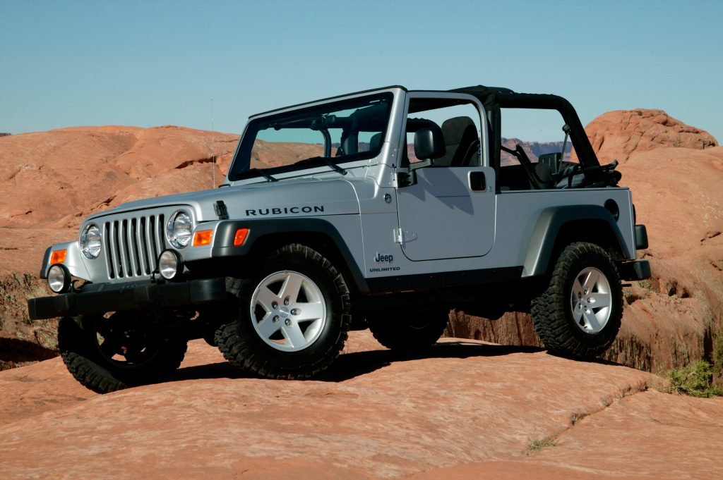 Jeep Wrangler TJ Unlimited Rubicon