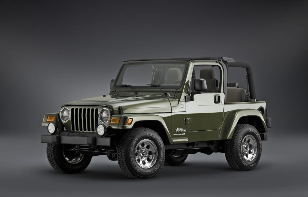 65th Anniversary Jeep Wrangler 2006