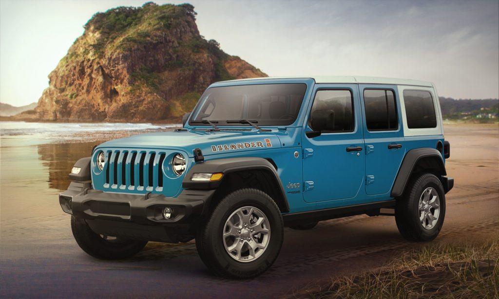 2021 Jeep Wrangler Renegade