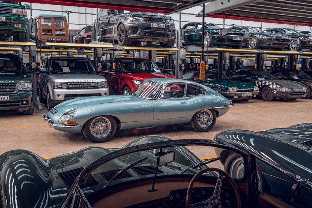 Jaguar E-Type Reborn 1965 Series 1 4.2 shop JLR