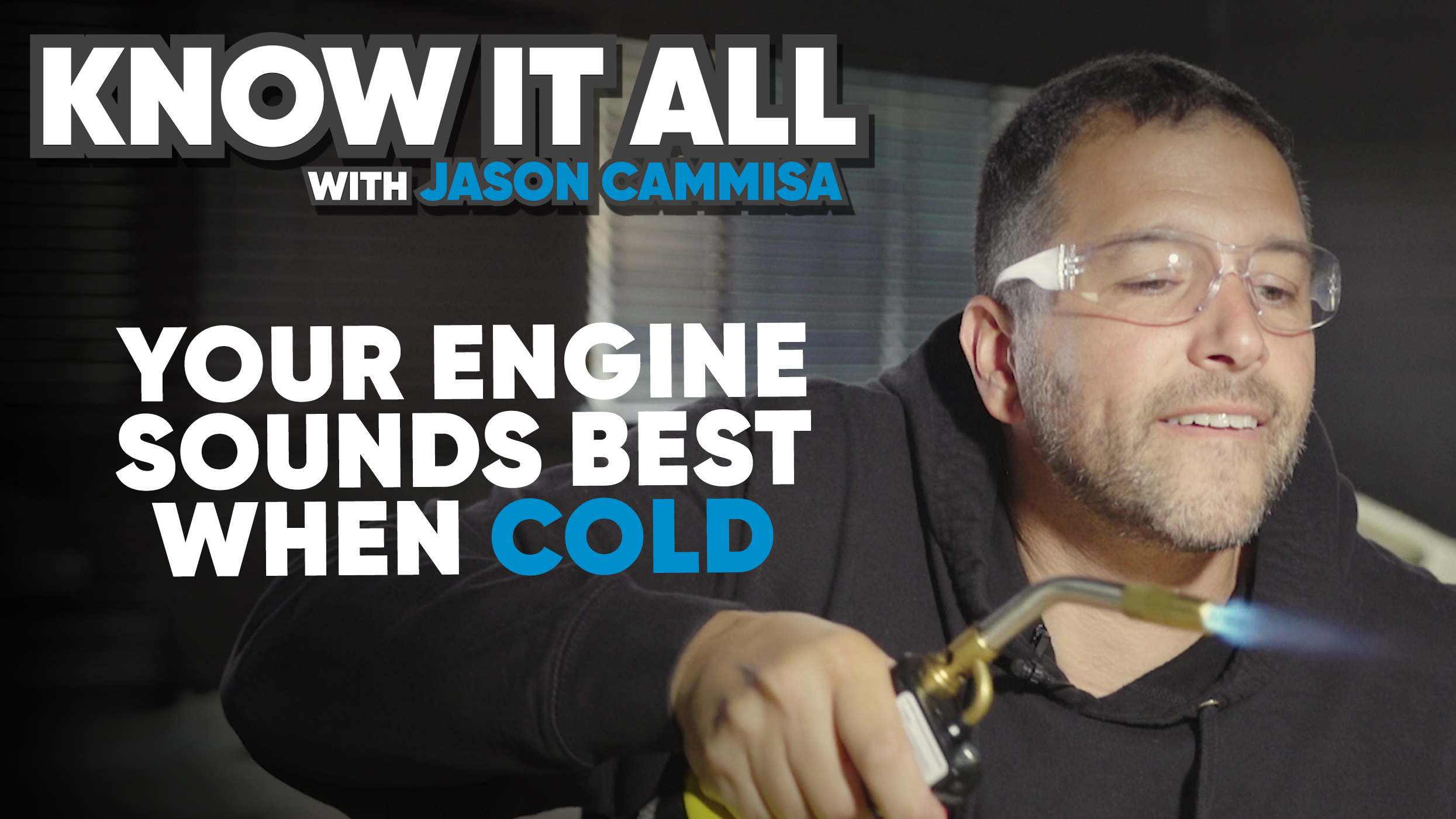 Know it all with Jason Cammisa