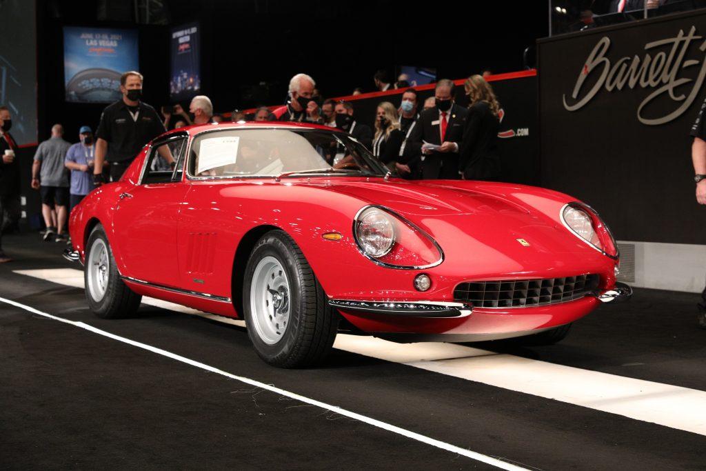 1967 Ferrari 275 GTB4