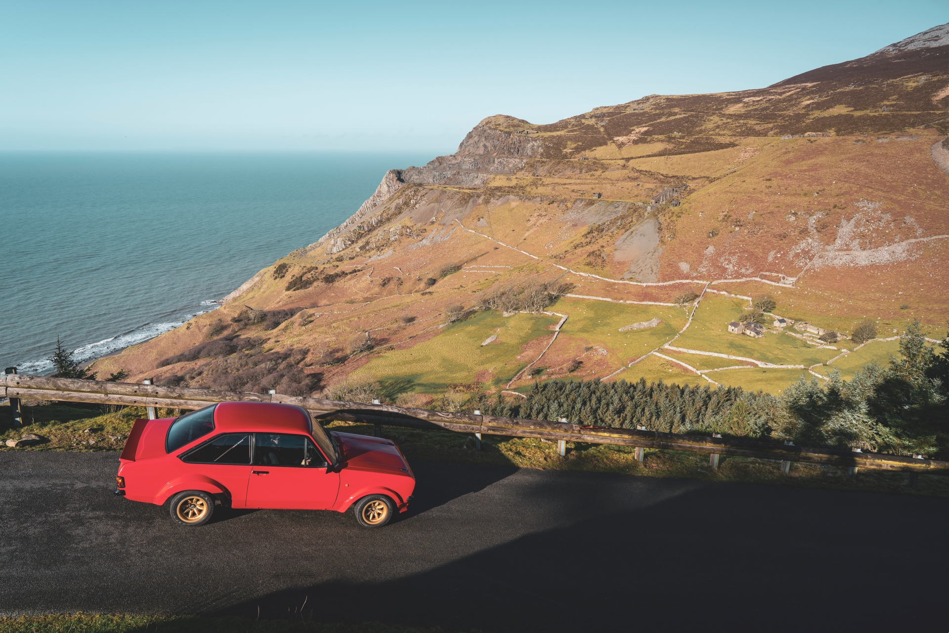 MST Mk2 hillside road drive