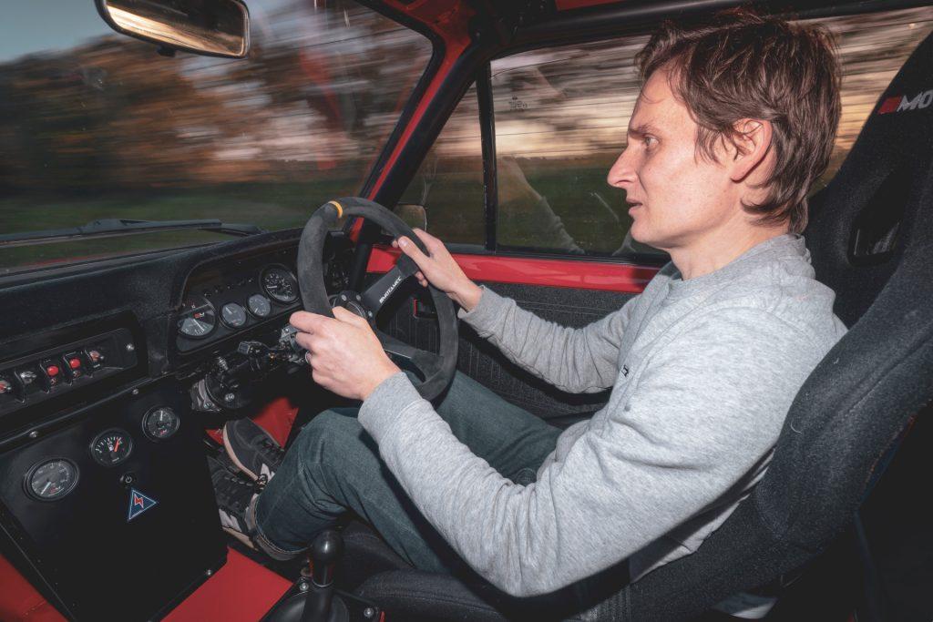 MST Mk2 driver action