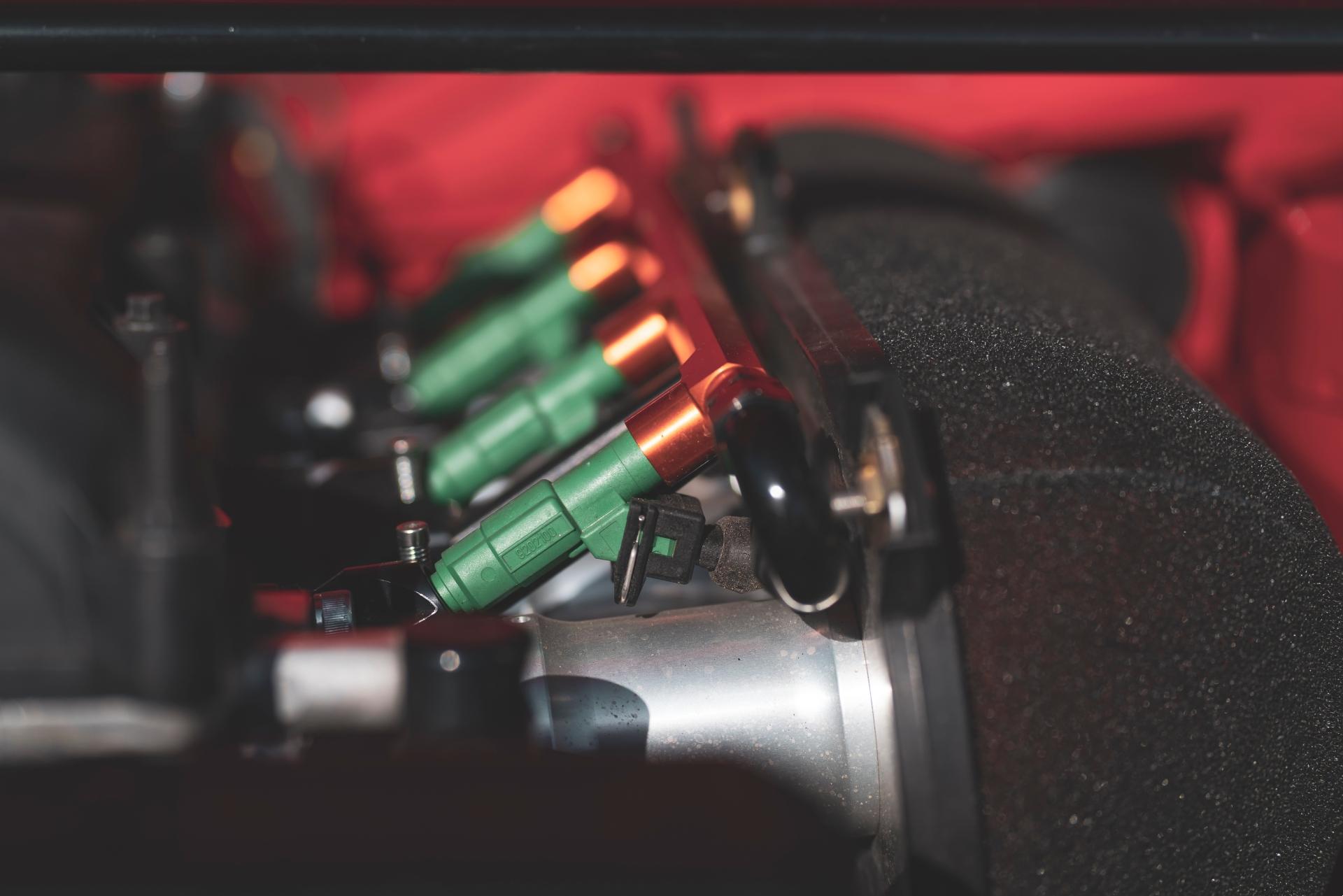 MST Mk2 injector detail