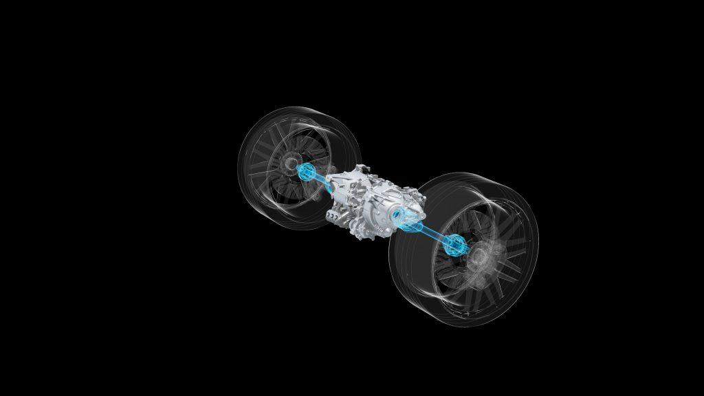 Mercedes-AMG Electrification EDU and wheels