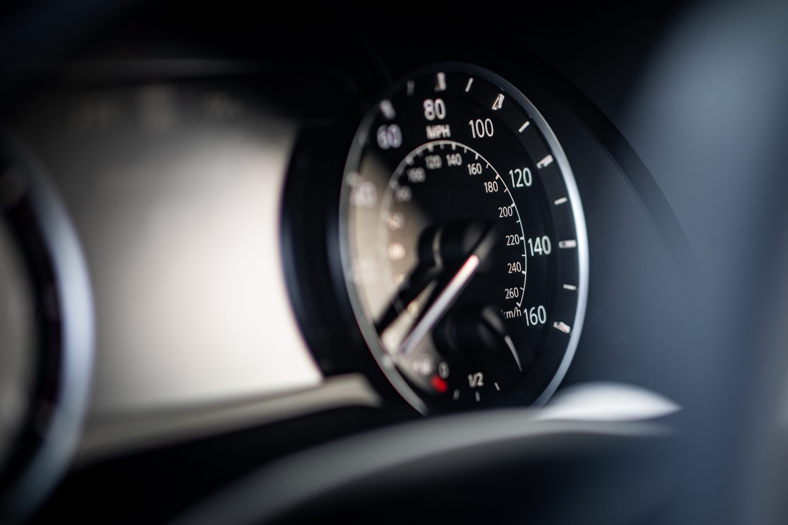 2022 Infiniti QX55 speedometer instrument cluster