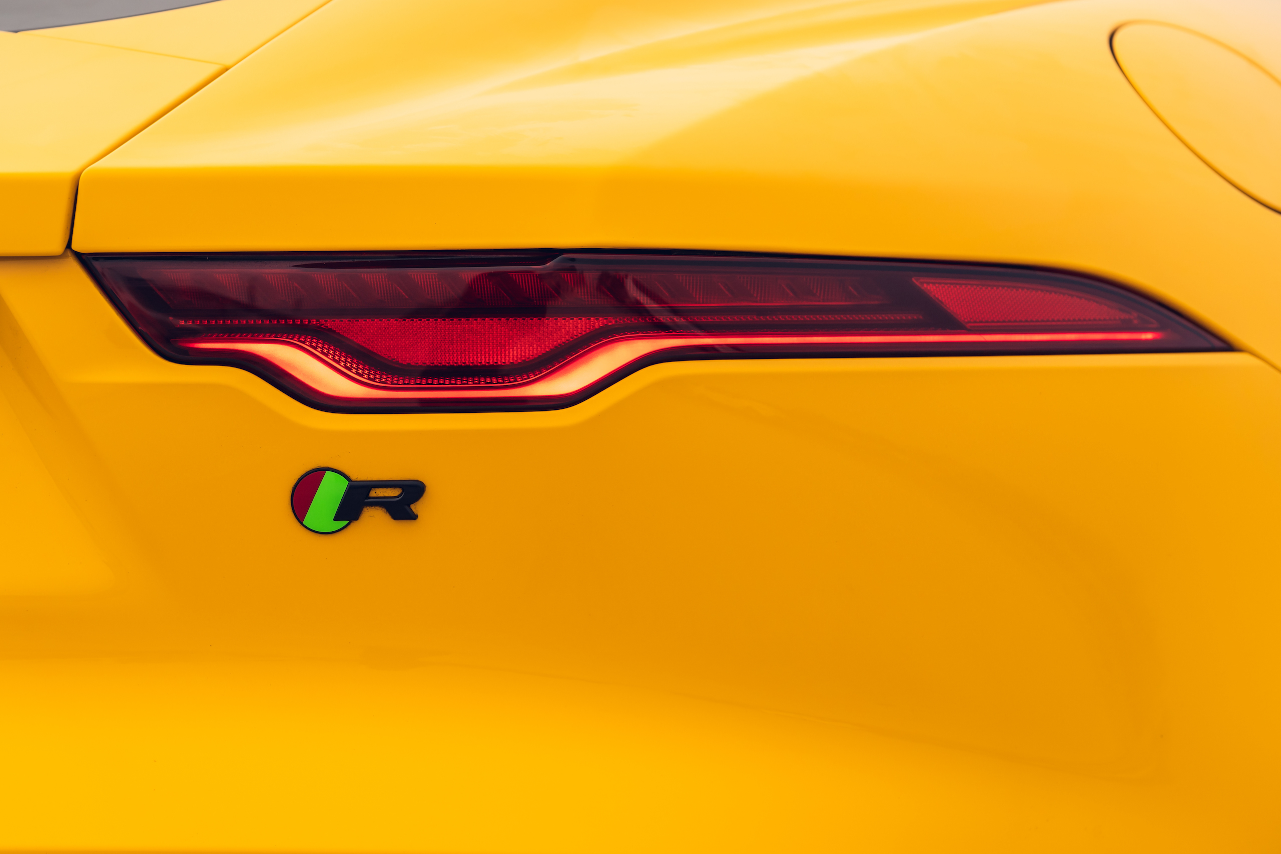 2021 Jaguar F-TYPE_R Coupe badge