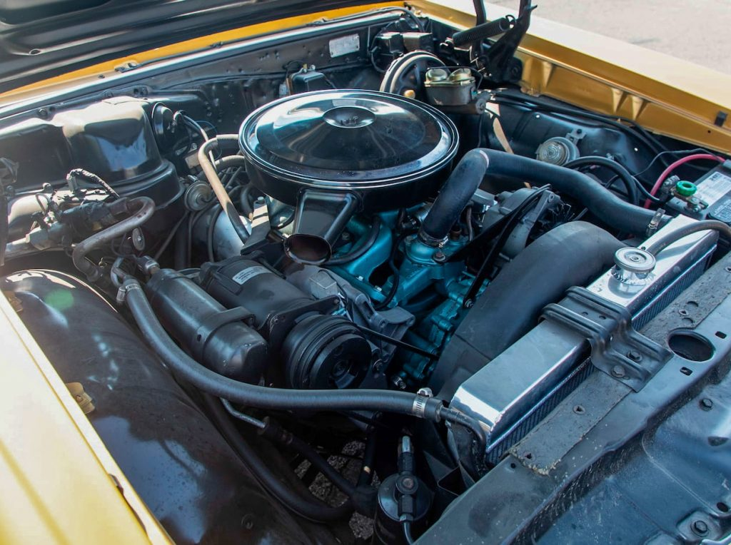numbers matching 428 engine