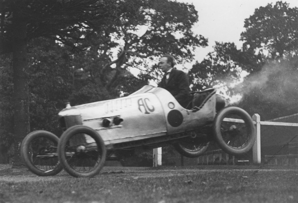 AC Joyce Test Hill Record 1925
