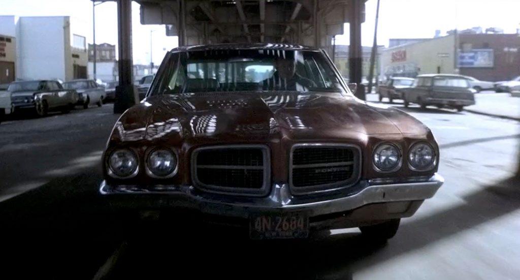 1971 Pontiac LeMans front action