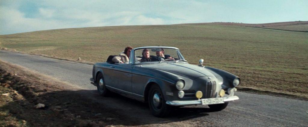 1957 BMW 503 front three-quarter
