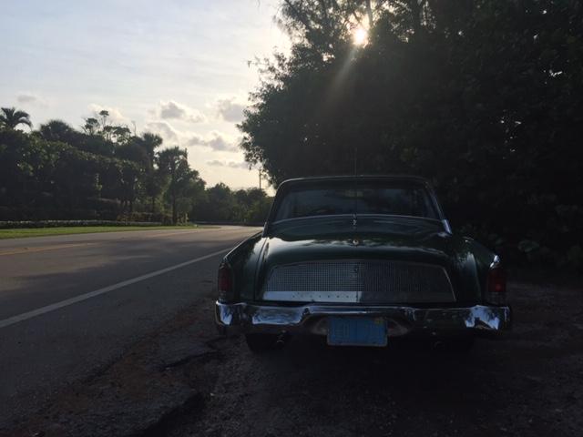 1962 Studebaker GT Hawk rear