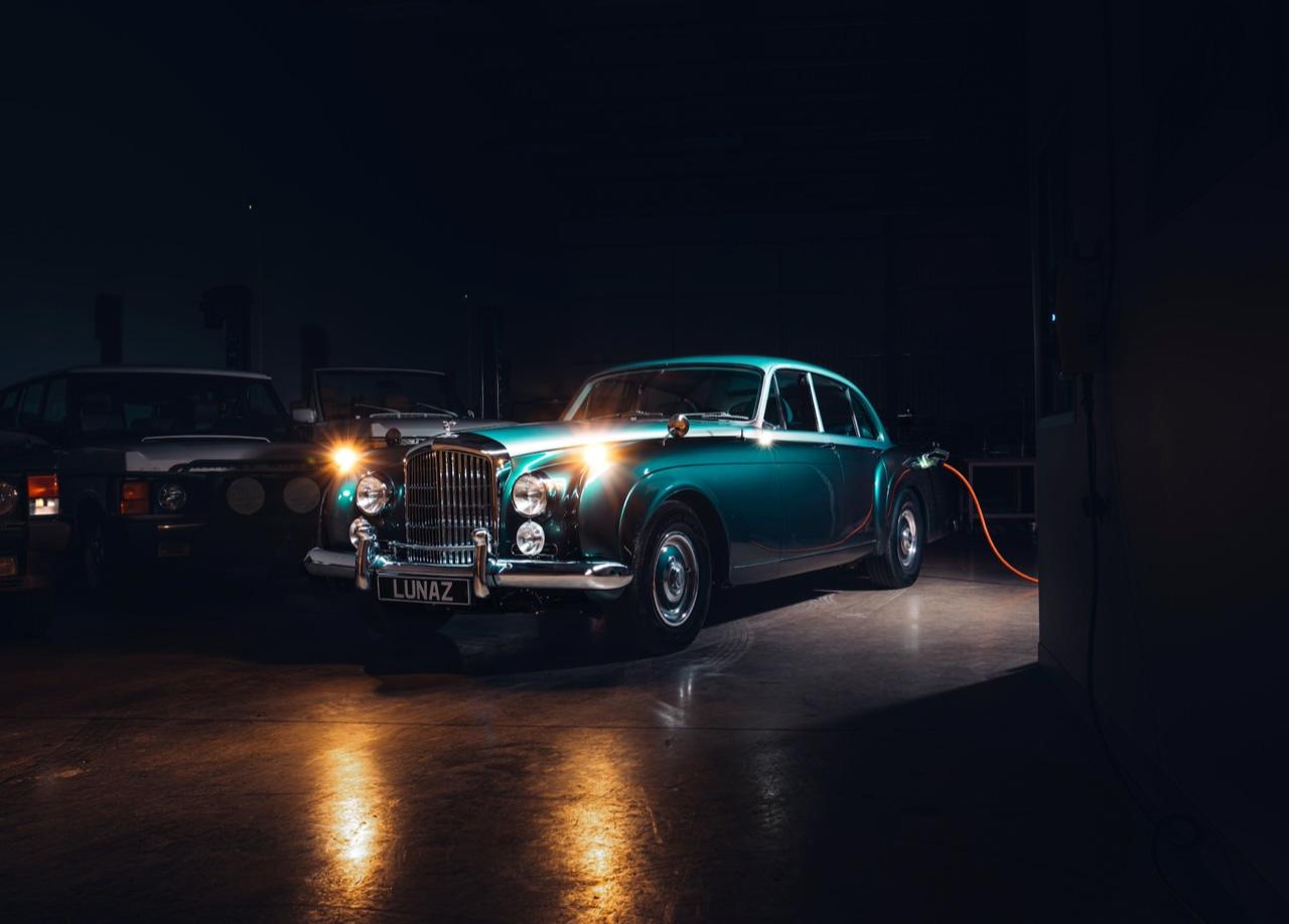 Lunaz Bentley Flying Spur 5