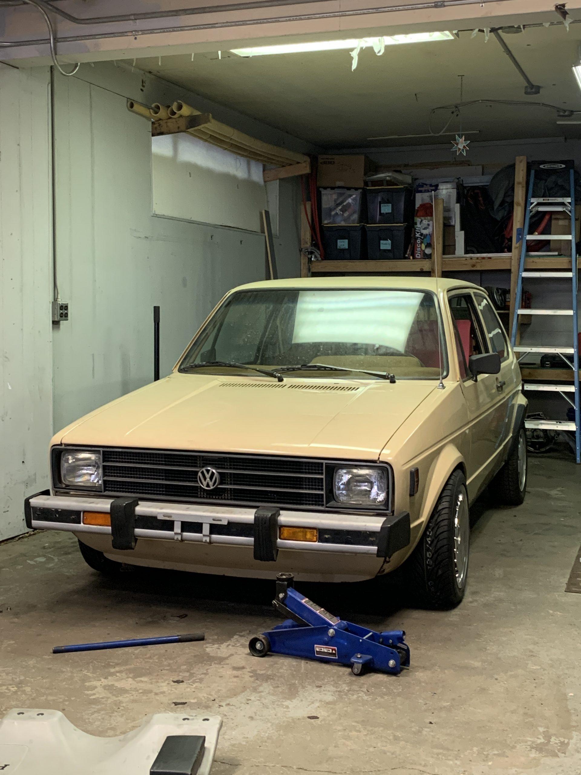 1980 VW Rabbit TDI swap front Aug 31, 5 09 56 PM