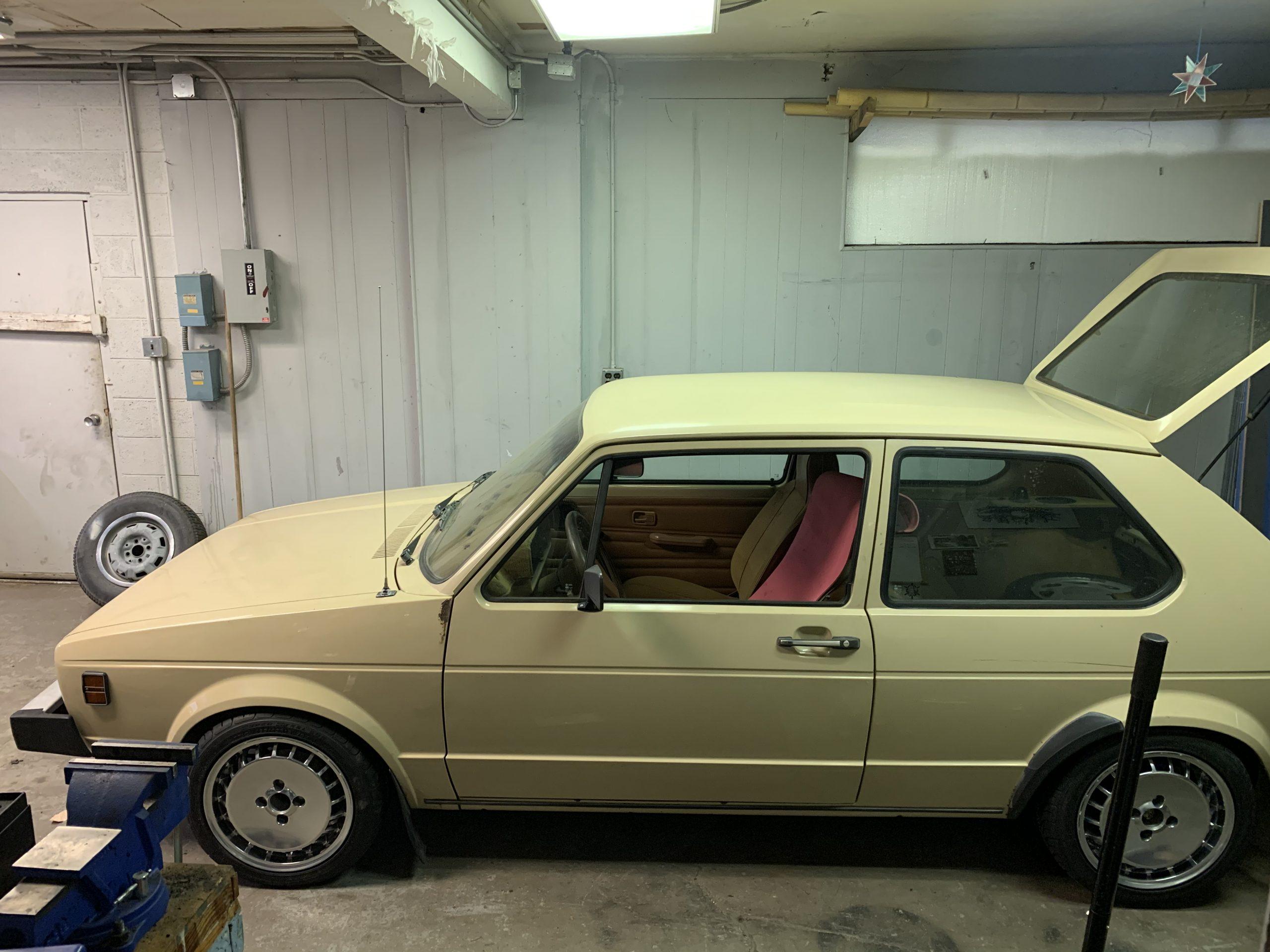 1980 VW Rabbit TDI swap Aug 31, 6 14 05 PM