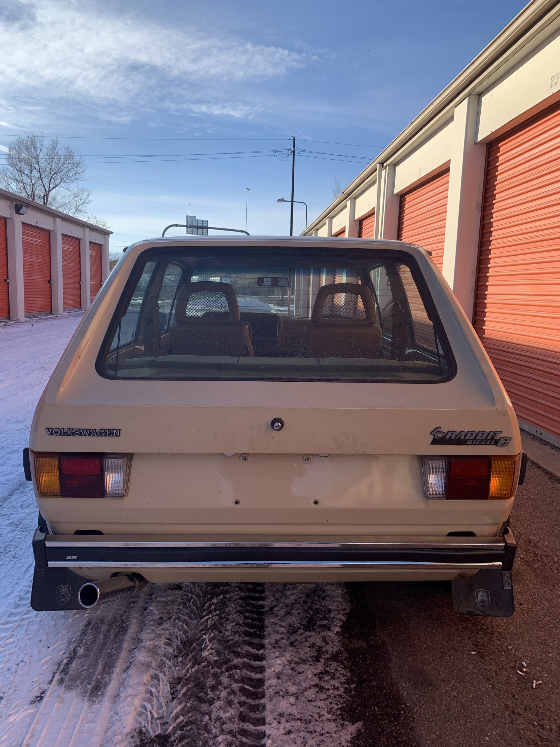 1980 VW Rabbit TDI swap rear Dec 13, 3 09 58 PM