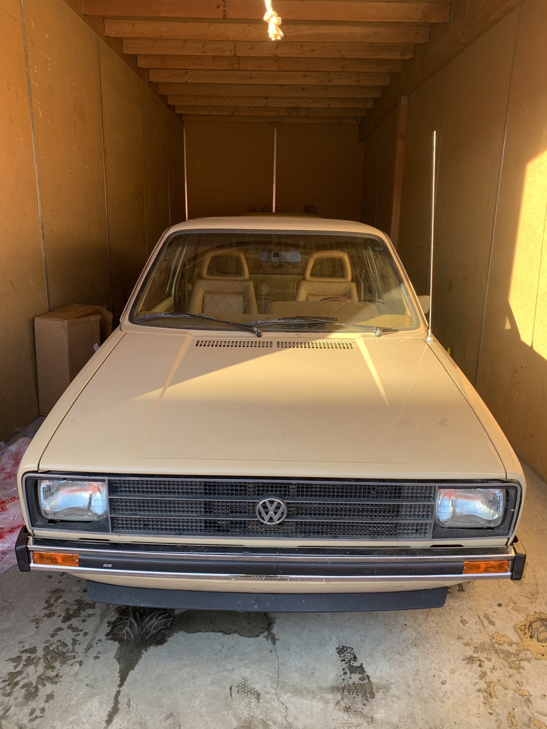 1980 VW Rabbit TDI swap front Dec 13, 3 25 32 PM