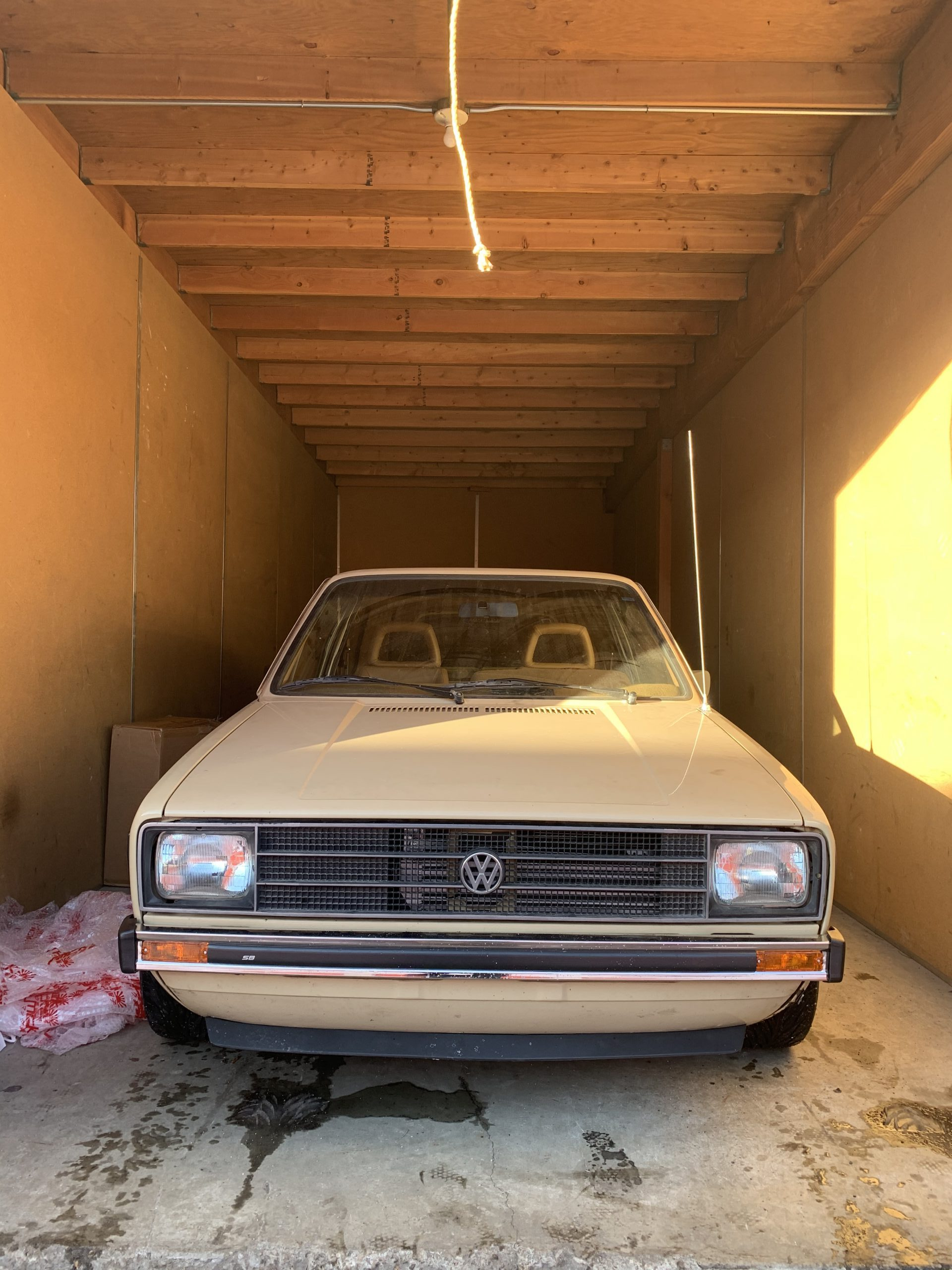 1980 VW Rabbit TDI swap front Dec 13, 3 25 45 PM