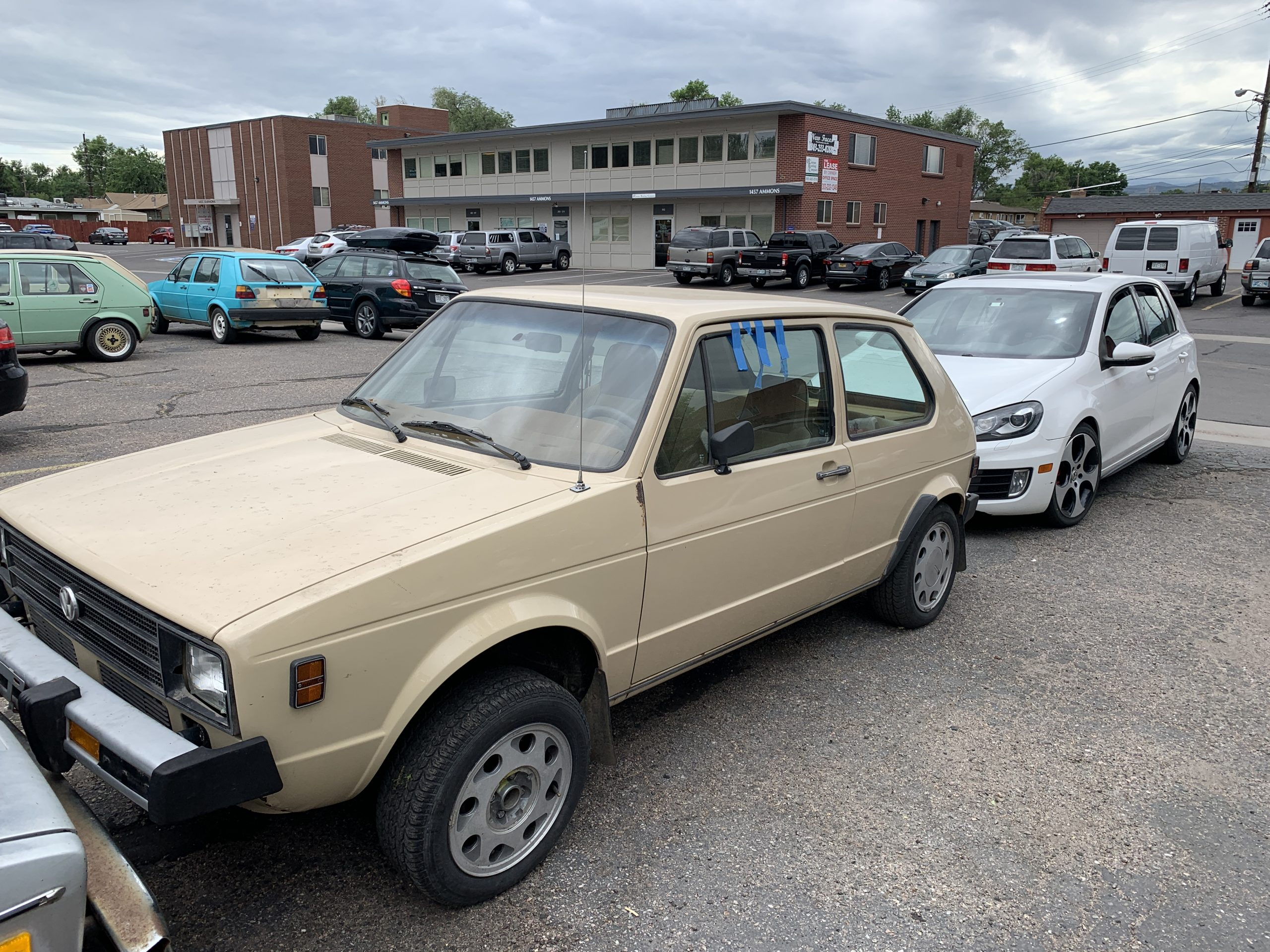 1980 VW Rabbit TDI swap before Jun 18, 2 48 25 PM