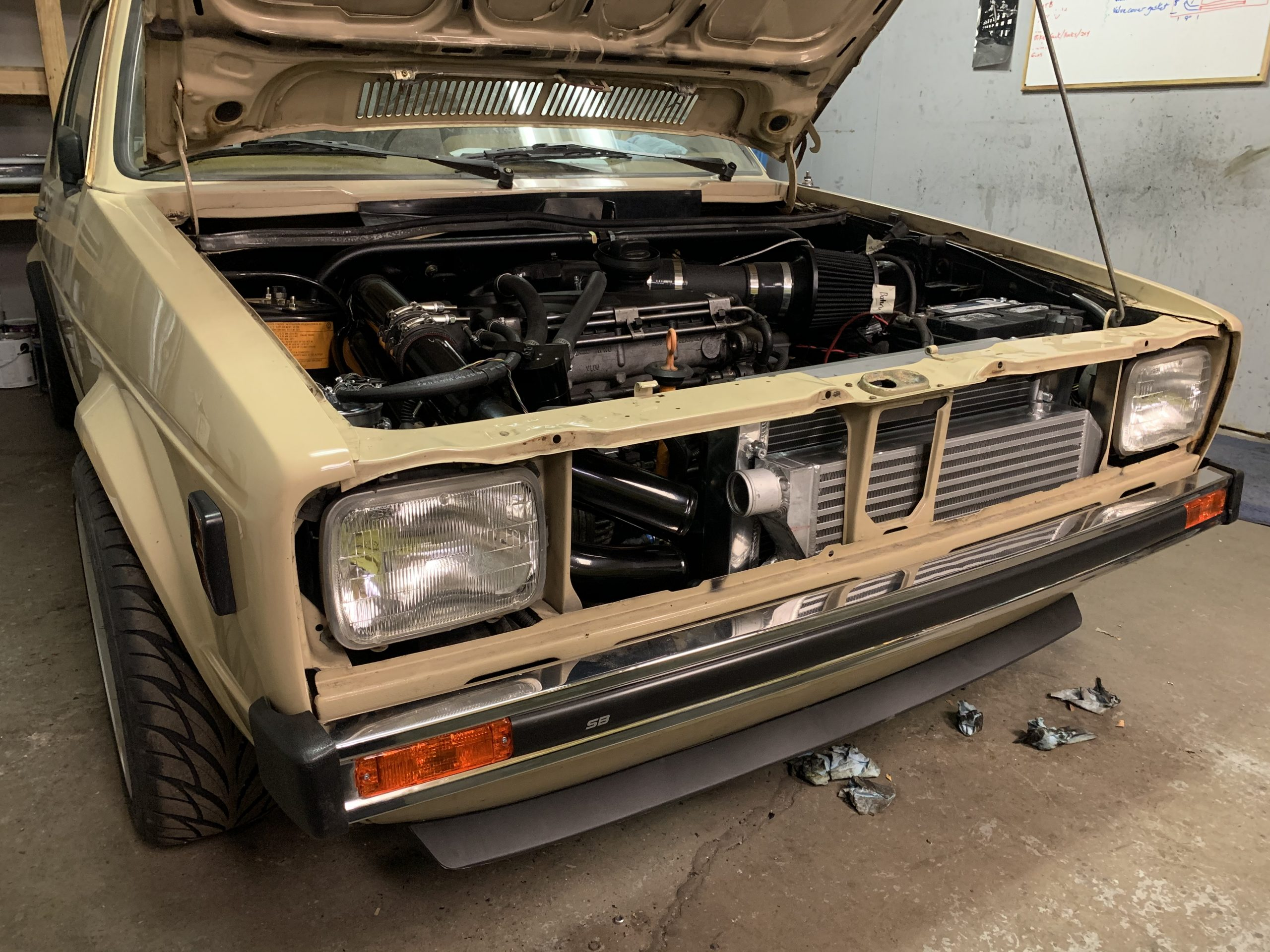 1980 VW Rabbit TDI swap shop Nov 23, 6 56 53 PM