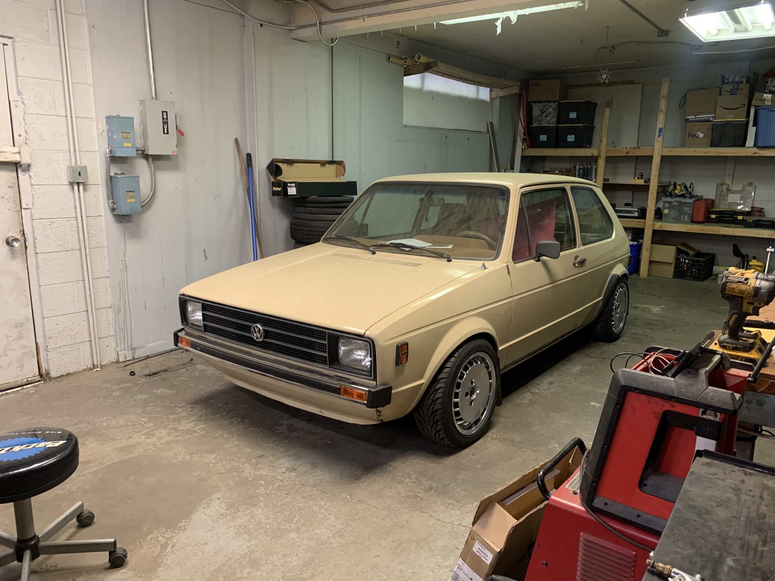1980 VW Rabbit TDI swap shop Oct 04, 3 12 54 PM