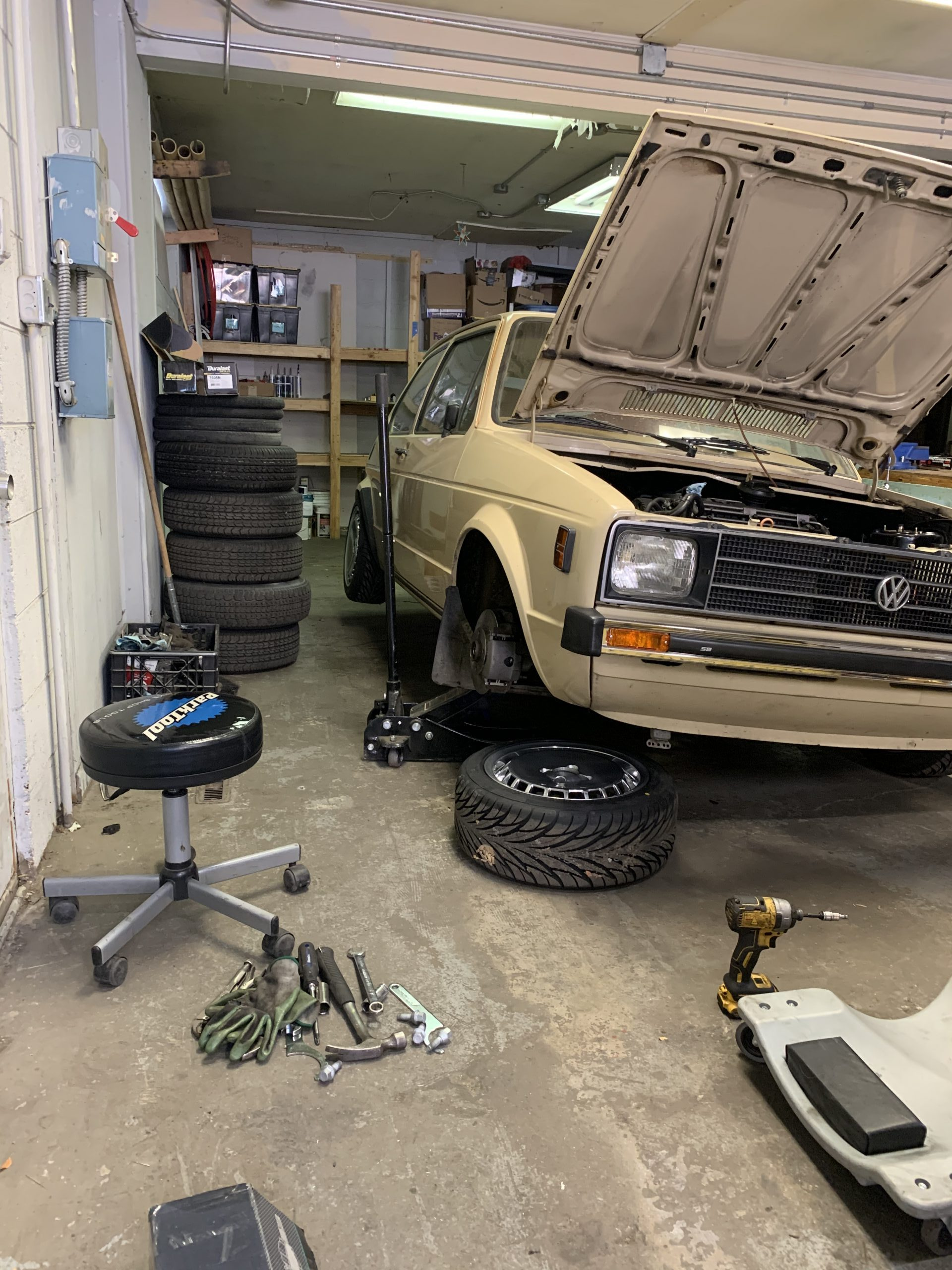 1980 VW Rabbit TDI swap Sep 27, 2 49 38 PM