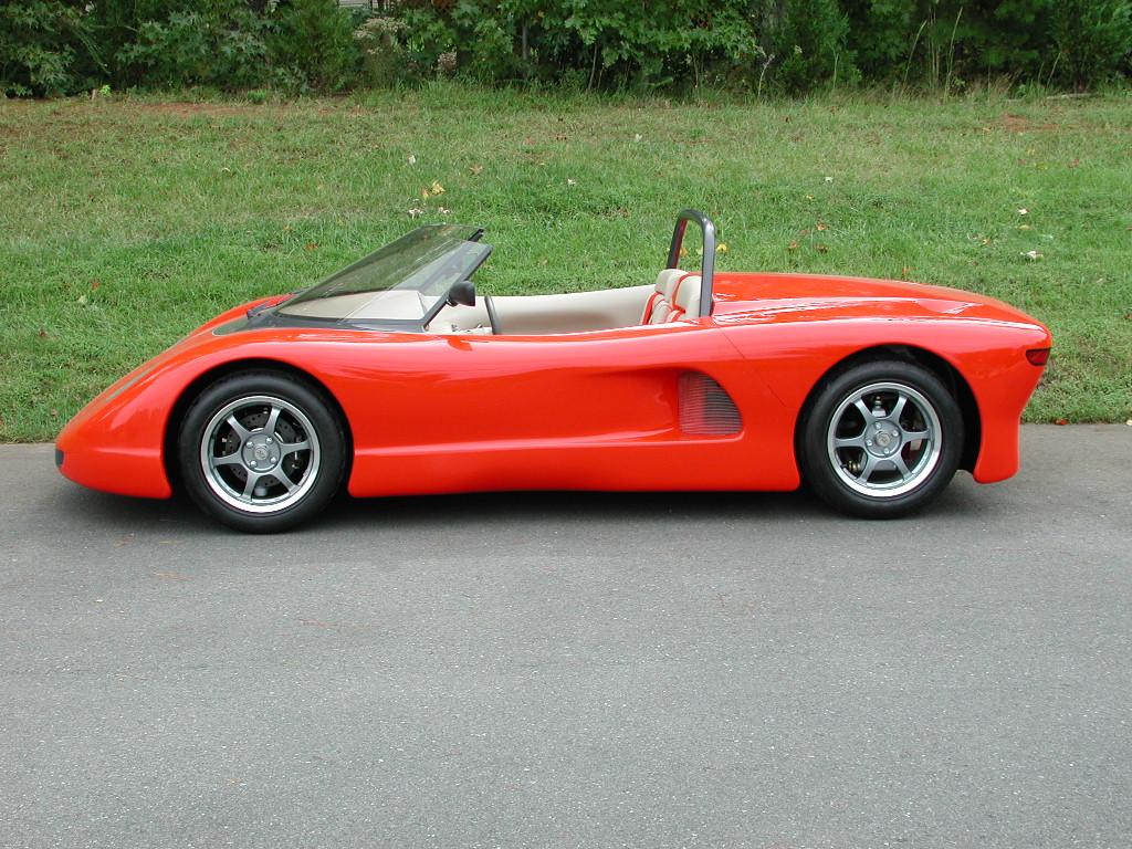 Piontek car side profile