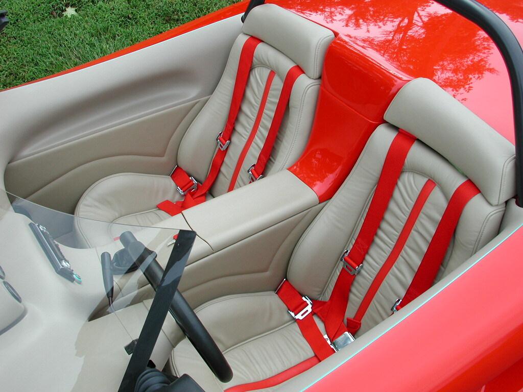Piontek Interior seats