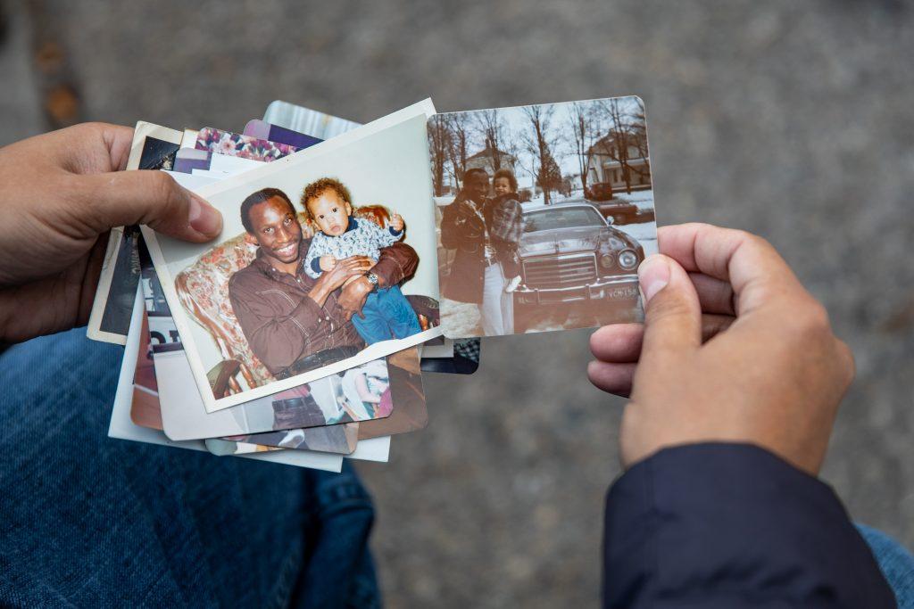 Gregory Qualls family photos