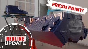 Painting our Cadillac 365 | Redline Update #75