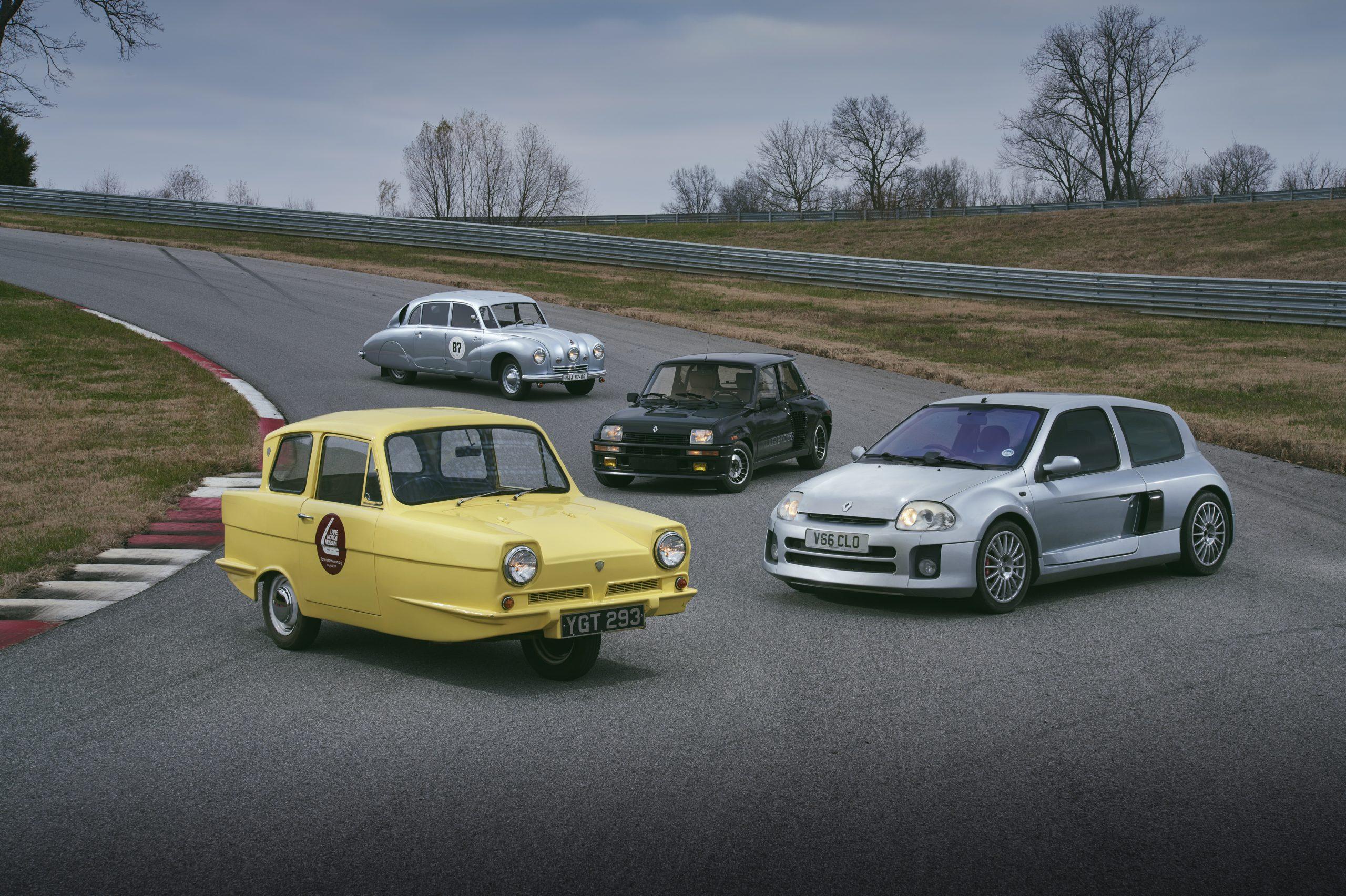 Reliant-Renault-Tatra-Group