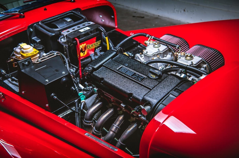 Super Seven 1600 engine