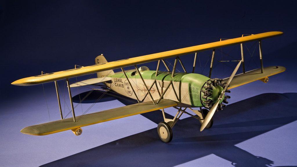 Smithsonian - Boeing 40